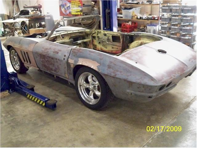Walden & Younger Corvette Restorations - Corvette Restorations in ...